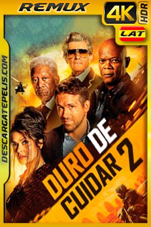 Duro de cuidar 2 (2021) 4K Remux HDR Latino