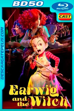Earwig y la Bruja (2020) 1080p BD25
