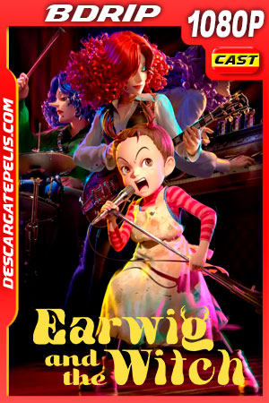 Earwig y la Bruja (2020) 1080p BDRip