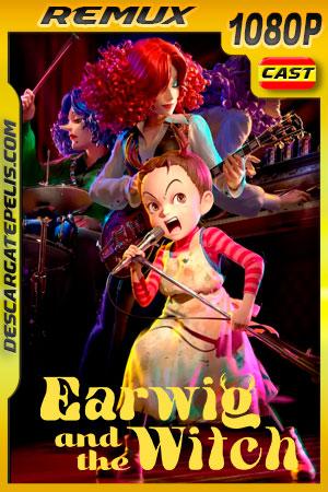 Earwig y la Bruja (2020) 1080p Remux