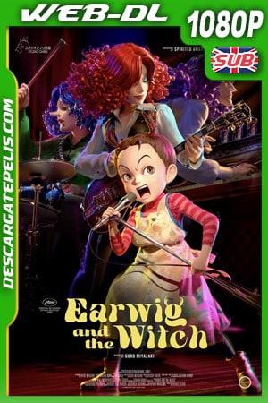 Earwig y la bruja (2020) 1080p WEB-DL