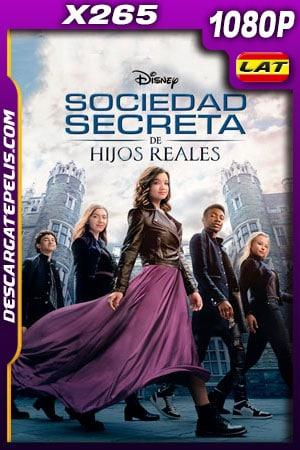 Sociedad Secreta De Hijos Reales (2020) 1080p X265 WEB-DL Latino