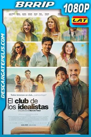 El club de los idealistas (2020) 1080p BRrip Latino