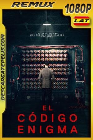 El código enigma (2014) 1080p Remux Latino