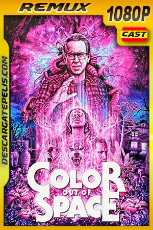 El color que cayó del cielo (2019) 1080p Remux