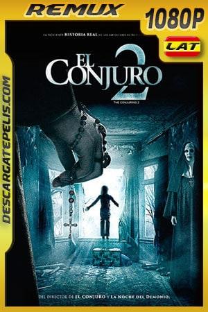 El conjuro 2 (2016) 1080p Remux Latino