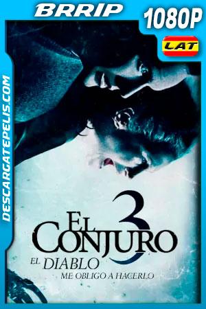 El conjuro: El diablo me obligó a hacerlo (2021) 1080p BRrip Latino