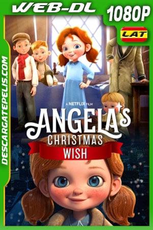 El deseo de Navidad de Ángela (2020) 1080p WEB-DL Latino