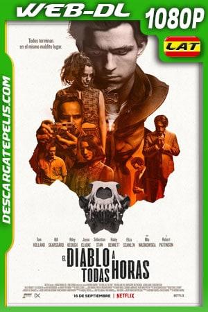 El diablo a todas horas (2020) 1080p WEB-DL Latino – Ingles