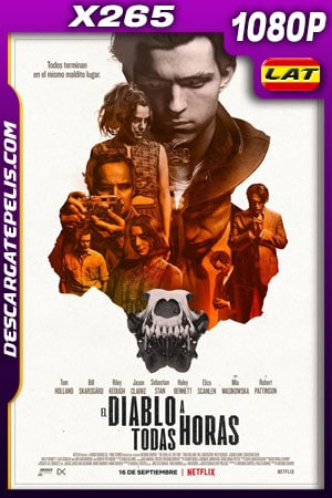 El diablo a todas horas (2020) 1080p X265 WEB-DL Latino – Ingles