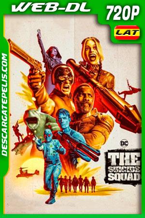 El Escuadrón Suicida (2021) 720p WEB-DL Latino