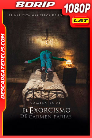 El exorcismo de Carmen Farías (2021) 1080p BDrip Latino