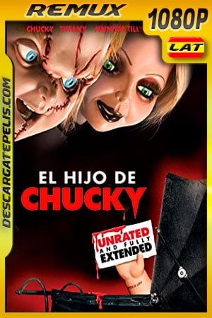 El hijo de Chucky (2004) Unrated 1080p BDRemux Latino – Ingles