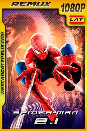 El Hombre araña 2.1 (2004) 1080p BDRemux Latino – Ingles