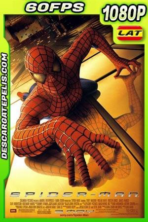 El hombre araña (2002) BDrip 60FPS 1080p Latino – Ingles
