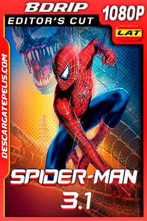 El hombre araña 3.1 (2007) Editor Cut 1080p BDRip Latino – Ingles
