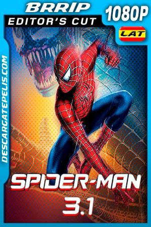 El hombre araña 3.1 (2007) Editor Cut 1080p BRRip Latino – Ingles
