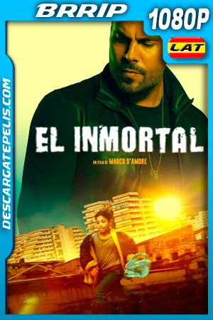 El Inmortal (2019) 1080p BRRip Latino