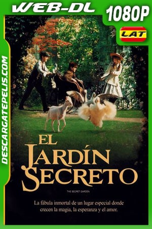 El jardín secreto (1993) 1080p AMZN WEB-DL Latino