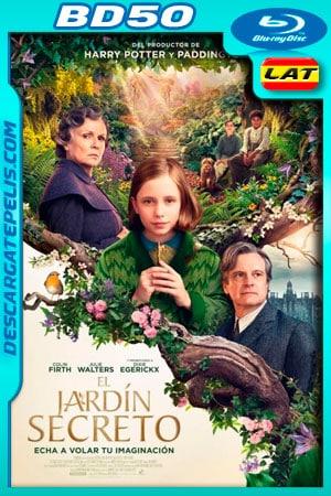El jardín secreto (2020) 1080p BD50 Latino