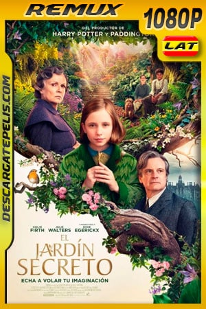 El jardín secreto (2020) 1080p BDRemux Latino
