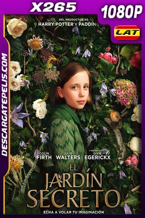 El jardín secreto (2020) 1080p X265 Latino