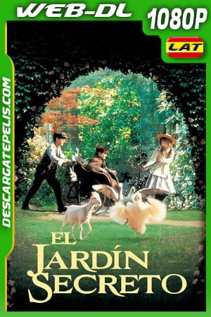 El jardín secreto (1993) 1080p WEB-DL Latino