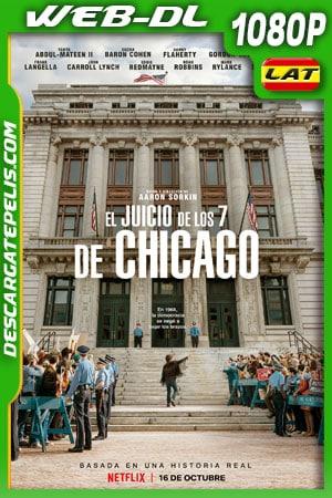 El juicio de los 7 de Chicago (2020) 1080p WEB-DL Latino