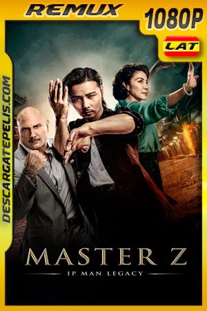 Master Z: El legado de Ip Man (2018) 1080p Remux Latino