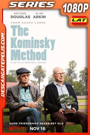 El método Kominsky (2021) Temporada 3 1080p WEB-DL Latino