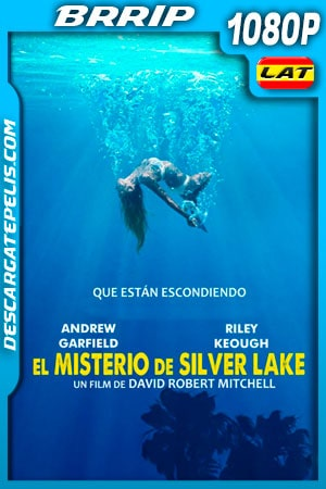 El Misterio de Silver Lake (2018) 1080p BRRip Latino