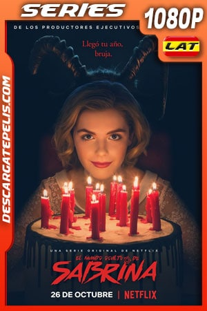 El mundo oculto de Sabrina (2018) Temporada 1 1080p WEB-DL Latino – Ingles