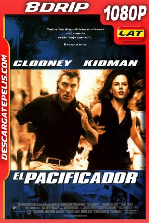 El pacificador (1997) 1080p BDrip Latino – Ingles