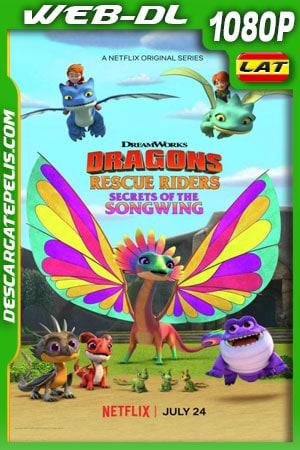 Dragones Equipo de rescate Secretos de un ala musical (2020) 1080p WEB-DL Latino – Castellano – Ingles