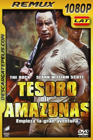 El tesoro del Amazonas (2003) 1080p BDRemux Latino – Ingles