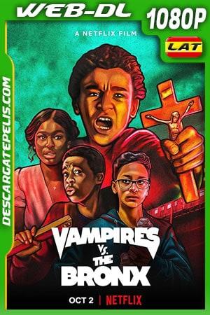 Vampiros vs. el Bronx (2020) 1080p WEB-DL Latino