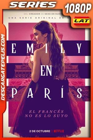 Emily en París (2020) Temporada 1 1080p WEB-DL Latino