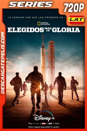 Elegidos para la gloria (The Right Stuff) (2020) Temporada 1 720p WEB-DL Latino