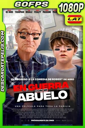 En guerra con mi abuelo (2020) 1080p 60FPS BDrip Latino