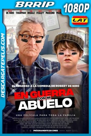 En guerra con mi abuelo (2020) 1080p BRrip Latino