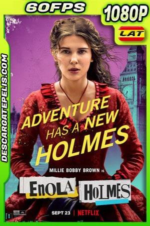 Enola Holmes (2020) 1080p 60FPS WEB-DL Latino – Ingles