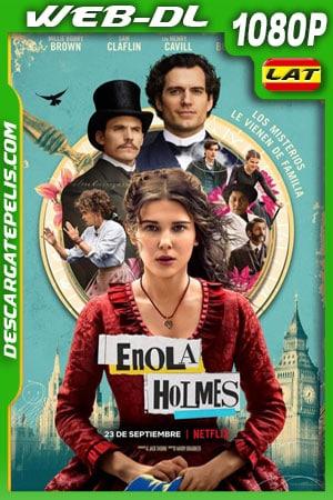 Enola Holmes (2020) 1080p WEB-DL Latino – Ingles