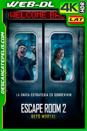 Escape Room 2: Reto mortal (2021) EXTENDED 4k WEB-DL HDR Latino