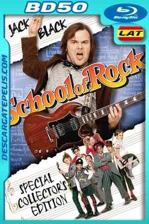 Escuela de Rock (2003) 1080p BD50 Latino – Ingles