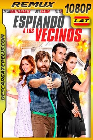 Espiando a los vecinos (2016) 1080p BDRemux Latino – Ingles