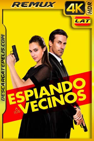 Espiando a los vecinos (2016) 4K BDRemux HDR Latino – Ingles