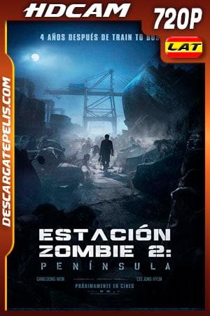 Estación Zombie 2: Península (2020) 480P CAM