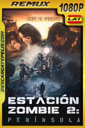 Estacion Zombie 2: Peninsula (2020) 1080p Remux Latino