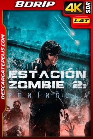 Estacion Zombie 2: Peninsula (2020) 4K BDRip SDR Latino