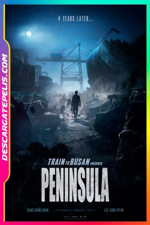 Estacion Zombie 2 Peninsula (2020)